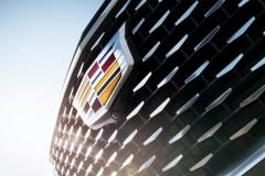 2020 Cadillac XT6 Premium Luxury China exterior 003 Cadillac logo