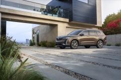 2020 Cadillac XT6 Premium Luxury Exterior 001