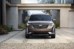 2020 Cadillac XT6 Premium Luxury Exterior 002