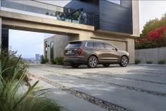 2020 Cadillac XT6 Premium Luxury Exterior 003