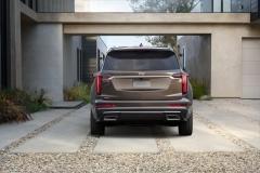 2020 Cadillac XT6 Premium Luxury Exterior 004