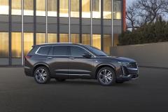 2020 Cadillac XT6 Premium Luxury Exterior 005