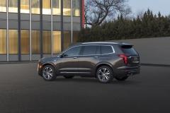 2020 Cadillac XT6 Premium Luxury Exterior 006