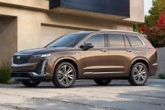 2020 Cadillac XT6 Premium Luxury Exterior 010