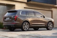 2020 Cadillac XT6 Premium Luxury Exterior 012