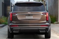 2020 Cadillac XT6 Premium Luxury Exterior 013