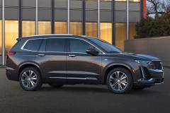 2020 Cadillac XT6 Premium Luxury Exterior 014