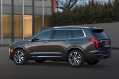 2020 Cadillac XT6 Premium Luxury Exterior 015