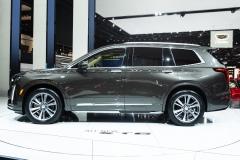 2020 Cadillac XT6 Premium Luxury - Exterior - 2019 NAIAS - Live 006