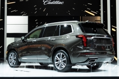 2020 Cadillac XT6 Premium Luxury - Exterior - 2019 NAIAS - Live 008
