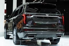 2020 Cadillac XT6 Premium Luxury - Exterior - 2019 NAIAS - Live 011