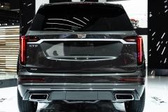 2020 Cadillac XT6 Premium Luxury - Exterior - 2019 NAIAS - Live 013
