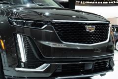 2020 Cadillac XT6 Premium Luxury - Exterior - 2019 NAIAS - Live 015 - Cadillac logo