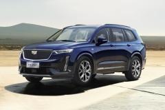 2020 Cadillac XT6 Sport China exterior 001