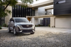 2020 Cadillac XT6 Sport Exterior 001