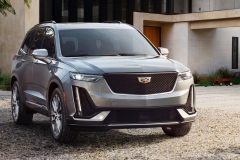 2020 Cadillac XT6 Sport Exterior 009