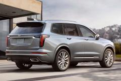2020 Cadillac XT6 Sport Exterior 010
