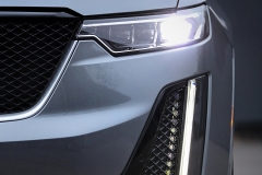2020 Cadillac XT6 Sport Exterior 016 headlight and accent light