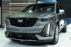 2020 Cadillac XT6 Sport - Exterior - 2019 NAIAS - Live 002