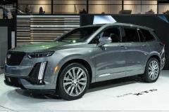 2020 Cadillac XT6 Sport - Exterior - 2019 NAIAS - Live 004