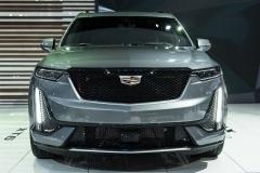 2020 Cadillac XT6 Sport - Exterior - 2019 NAIAS - Live 006