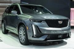 2020 Cadillac XT6 Sport - Exterior - 2019 NAIAS - Live 008
