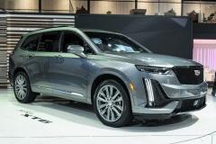 2020 Cadillac XT6 Sport - Exterior - 2019 NAIAS - Live 010