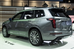 2020 Cadillac XT6 Sport - Exterior - 2019 NAIAS - Live 014
