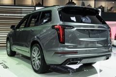 2020 Cadillac XT6 Sport - Exterior - 2019 NAIAS - Live 016