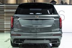 2020 Cadillac XT6 Sport - Exterior - 2019 NAIAS - Live 018