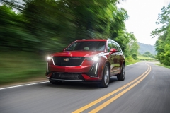 2020 Cadillac XT6 Sport - Exterior - First Drive - July 2019 001 front three quarters