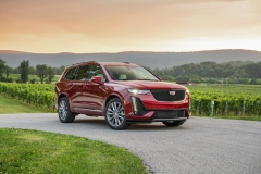 2020 Cadillac XT6 Sport - Exterior - First Drive - July 2019 003 front three quarters