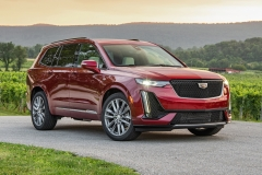 2020 Cadillac XT6 Sport - Exterior - First Drive - July 2019 004 front three quarters