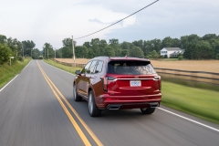 2020 Cadillac XT6 Sport - Exterior - First Drive - July 2019 005 rear three quarters