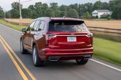 2020 Cadillac XT6 Sport - Exterior - First Drive - July 2019 006 rear three quarters