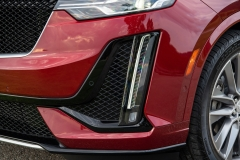 2020 Cadillac XT6 Sport - Exterior - First Drive - July 2019 007 dayime running light and lighting signature