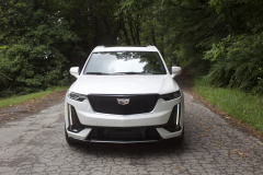 2020-Cadillac-XT6-Sport-Exterior-XT6-Drive-Forest-013-front-end