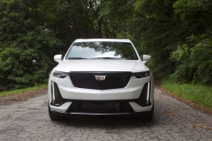 2020-Cadillac-XT6-Sport-Exterior-XT6-Drive-Forest-014-front-end
