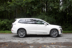2020-Cadillac-XT6-Sport-Exterior-XT6-Drive-Forest-017-side-profile