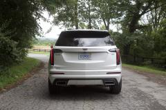 2020-Cadillac-XT6-Sport-Exterior-XT6-Drive-Forest-020-rear-end