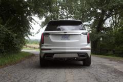 2020-Cadillac-XT6-Sport-Exterior-XT6-Drive-Forest-021-rear-end