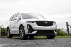 2020-Cadillac-XT6-Sport-Exterior-XT6-Drive-Winery-002-front-three-quarters
