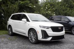 2020-Cadillac-XT6-Sport-Exterior-XT6-Drive-Winery-003-front-three-quarters