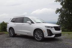 2020-Cadillac-XT6-Sport-Exterior-XT6-Drive-Winery-009-front-three-quarters