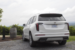2020-Cadillac-XT6-Sport-Exterior-XT6-Drive-Winery-012-rear-three-quarters