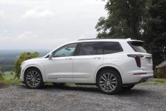 2020-Cadillac-XT6-Sport-Exterior-XT6-Drive-Winery-015-rear-three-quarters