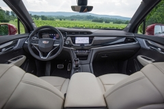 2020 Cadillac XT6 Sport - Interior - First Drive - July 2019 001 cockpit