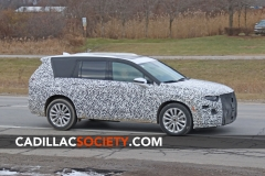 2020 Cadillac XT6 Spy Shots - Exterior - December 2018 006