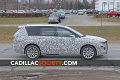 2020 Cadillac XT6 Spy Shots - Exterior - December 2018 008