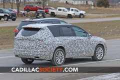 2020 Cadillac XT6 Spy Shots - Exterior - December 2018 011